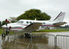 Beechcraft C90 King Air, PT-LPJ. (16/10/2011)
