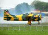 North American T-28B Trojan, PP-ZFE, do Instituto Arruda Botelho. (16/10/2011)