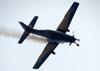 Embraer EMB-312 (T-27 Tucano), FAB 1331, da Esquadrilha da Fumaça. (23/09/2012)