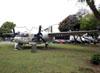 Grumman S-2F1 Tracker (UP-16), FAB 7021, da FAB (Força Aérea Brasileira), preservado no PAMA-SP. (29/09/2013) Foto: Ricardo Rizzo Correia.