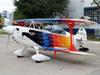 Christen Eagle II, PP-ZSP, do Aeroclube de São Paulo, exposto no Domingo Aéreo no PAMA-SP (Parque de Material Aeronáutico de São Paulo), da FAB (Força Aérea Brasileira), no Campo de Marte, em São Paulo. (29/09/2013)