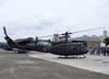 Bell UH-1H Iroquois, FAB 8699, da FAB (Força Aérea Brasileira). (29/09/2013)