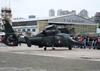 """Eurocopter AS565 Panther (HM-1 """"Pantera""""), EB 2024, do Exército Brasileiro. (29/09/2013)"""