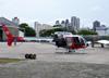 """Eurocopter/Helibrás AS-350B2, PR-SMW (Chamado """"Águia 15""""), da Polícia Militar do Estado de São Paulo. (29/09/2013)"""