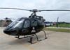 Eurocopter/Helibras AS-350 BA Esquilo, PP-EIE chamado Pelicano 1, da Polícia Civil do Estado de São Paulo. (28/09/2014)