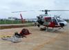 """Eurocopter/Helibras AS-350B2 Esquilo, PR-SPK (Chamado """"Águia 21""""), da Polícia Militar do Estado de São Paulo. (28/09/2014)"""