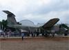 De Havilland DHC-5 Buffalo (C-115) preservado, FAB 2365, do PAMA-SP (Parque de Material Aeronáutico de São Paulo) da FAB (Força Aérea Brasileira). (28/09/2014)