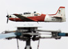 Embraer EMB-312 (T-27 Tucano), FAB 1383, da AFA (Academia da Força Aérea - Brasil). (28/09/2014)
