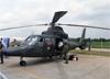 """Eurocopter AS565 Panther (HM-1 """"Pantera""""), EB 2033, do Exército Brasileiro. (28/09/2014)"""
