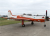 Embraer EMB-312 (T-27 Tucano), FAB 1418, da AFA (Academia da Força Aérea - Brasil). (20/10/2019)