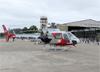 """Eurocopter/Helibras AS-350B2 Esquilo, PR-SPE (Chamado """"Águia 18""""), daPolícia Militar do Estado de São Paulo. (20/10/2019)"""