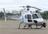 Eurocopter AS-350 B2 Esquilo, PT-HZS, da Rede Globo (Operado pela Helisul Táxi Aéreo). (20/10/2019)