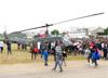 Bell UH-1H Iroquois, FAB 8703, da FAB (Força Aérea Brasileira). (20/10/2019)