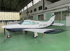 Piper/Neiva EMB-711C Corisco, PT-NKH, do Aeroclube de São Paulo. (20/10/2019)