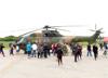Eurocopter AS-331M1 Super Puma (H-34), FAB 8730, da FAB (Força Aérea Brasileira). (20/10/2019)