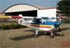 "Kitfox Aerotec 2002 ""Barra Fly"", PU-JFG. Foto: AFAC (02/09/2007)"