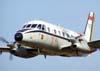 Embraer EMB-110 P1, SC-95B K-SAR, FAB 6543, realizando uma passagem rasante. (02/09/2007)