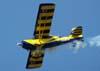 Tike Bazaia saindo de um looping com o Bellanca 8KCAB Super Decathlon, PT-OTB. (02/09/2007)