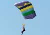 Pára-quedista de Piracicaba. (02/09/2007)
