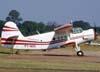 Antonov/PZL-Mielec AN-2TD, PT-WGA. Está sem voar desde março de 2006. (02/09/2007)
