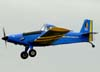Neiva EMB-201R Ipanema, conhecido na FAB como G-19, FAB 0152, do Clube de Vôo a Vela da AFA (Academia da Força Aérea), ostentando a nova pintura. Foto: Bruno Schmidt.