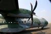 "CASA 295 (C-105A ""Amazonas""), FAB 2811, da Força Aérea Brasileira. (25/09/2010) Foto: Bruno Schmidt."
