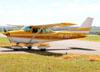 Cessna 172L Skyhawk, PR-KLP. (27/04/2014)