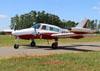 Cessna 310Q, PT-KLS, da Extreme Táxi Aéreo. (27/04/2014)