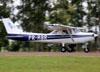 Cessna 152 II, PR-ABR, Aeroclube de Jundiaí. (27/04/2014)