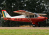 Aero Boero 115, PP-FLF, do Aeroclube de Rio Claro. (27/04/2014)