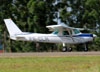 Cessna 152, PR-CLM, do Aeroclube de Sorocaba. (27/04/2014)