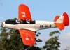 Fairchild/Fábrica do Galeão 3FG (PT-19A Cornell), PP-HLB, do Aeroclube de Pirassununga. (27/04/2014)