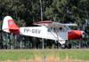Neiva P-56C Paulistinha, PP-GSV, do Aeroclube de Campinas. (27/04/2014)
