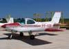 Aerotec A-122B Uirapuru, PP-KBI, do Aeroclube de Poços de Caldas.