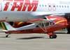 Aero Boero 115, PP-GBD, do Aeroclube de Pirassununga.