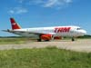 Airbus A-320-232 da TAM, PR-MAP. (31/03/2007)