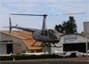 Robinson R44 Raven II, PR-ALX, da Helicon Táxi Aéreo. (18/06/2017)