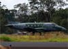 Embraer EMB-110P1(K) Bandeirante (C-95BM), FAB 2345, do 4° ETA (Esquadrão de Transporte Aéreo) da FAB (Força Aérea Brasileira). (18/06/2017)