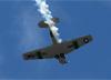 "North American T-6G, PR-TIK, chamado ""Mandrake"", do Aeroclube de Itu, pilotado por Beto Bazaia. (18/06/2017)"