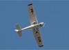 Cessna A150L, PR-CJS, do Aeroclube de Ribeirão Preto, pilotado por Ricardo Daniel Generoso. (18/06/2017)