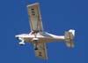 Decolagem do Ikarus C-42B, PU-CCE.