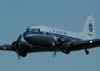 Passagem rasante do Douglas C-47B Skytrain, DC-3, PP-VBN, ex-Aeroclube do Rio Grande do Sul.