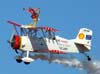 Grumman G-164A Showcat, PP-XDI, do Brazilian Wingwalking Airshows.
