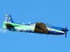 Embraer EMB 312 (T-27 Tucano), FAB 1371, da Esquadrilha da Fumaça.