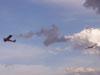 Aero Boero 180 rebocando um planador Jantar 3.