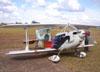 Christen Eagle II, PP-ZMG, pilotado pelo Marcos.