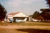 Hangar antigo do Aeroclube de São Carlos. Foto: Carlos Galan.