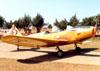 Fairchild/Fábrica do Galeão 3FG (PT-19A Cornell), PP-HLB, do Aeroclube de São Carlos. (16/08/1980) Foto: Alberto Fortner.