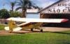 Neiva P-56C1 Paulistinha, PP-HRJ, do Aeroclube de São Carlos. (2000). Foto: Diego Fernandes.