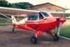 Aero Boero 115, PP-GER, do Aeroclube de São Carlos. (2000). Foto: Diego Fernandes.